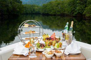 mat på båt