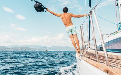 Utrusta dig rätt till sjöfärden